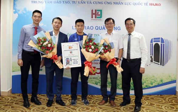 Thầy trò HLV Park Hang Seo được tặng buồng oxy cao áp Nhật Bản - Ảnh 1.