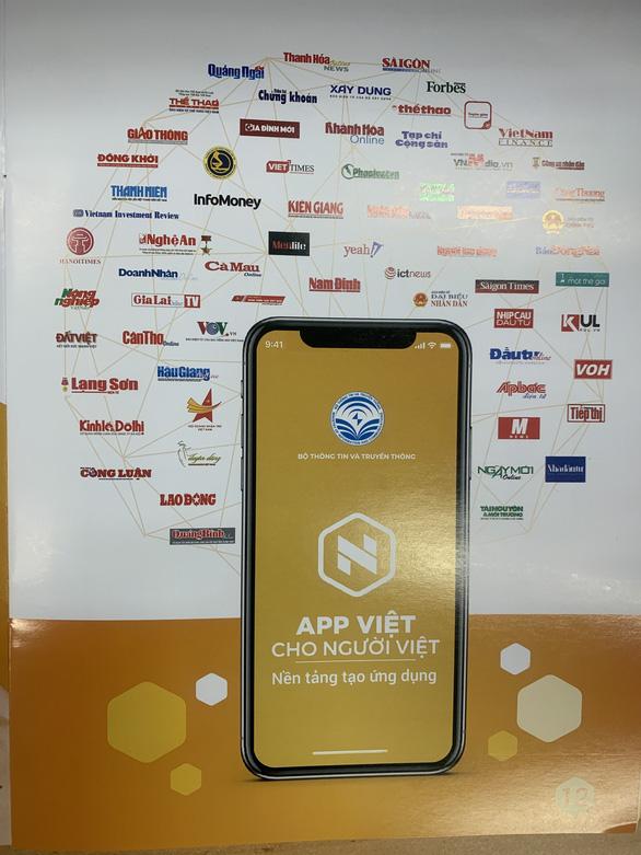Ra mắt nền tảng Appnews Việt Nam, ứng dụng công nghệ vào báo chí - Ảnh 1.