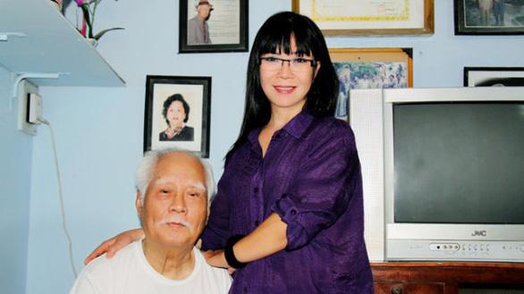 Nguyễn Văn Tý - nhạc sĩ của tình khúc bất hủ Dư âm - qua đời ở tuổi 95 - Ảnh 1.