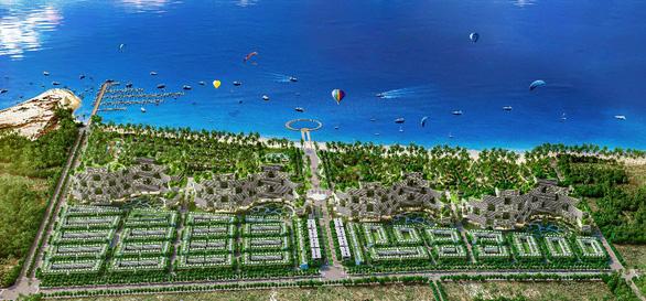 Giới đầu tư hướng về Bình Thuận sau công bố quy hoạch Tân Thành - Ảnh 4.