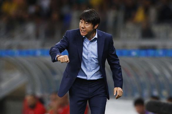 HLV Shin Tae Yong cùng lúc dẫn dắt U20, U23 và tuyển quốc gia Indonesia - Ảnh 1.