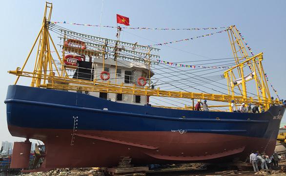Hàng loạt chủ tàu 67 ôm nợ - Ảnh 1.