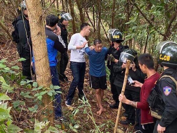 Bắt được nghi phạm ngáo đá chém chết 5 người  ở Thái Nguyên - Ảnh 3.