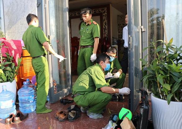 Truy bắt tên cướp nghi dùng súng xông vào biệt thự cướp tiền nữ bí thư huyện - Ảnh 1.