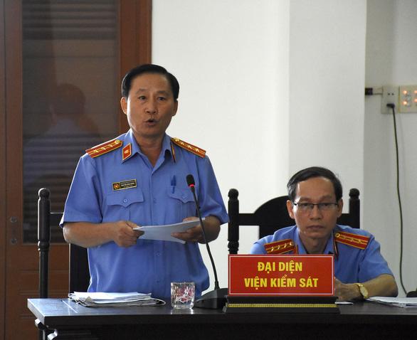 Viện kiểm sát bác đề nghị miễn trách nhiệm hình sự cho cựu chánh án Phú Yên - Ảnh 3.