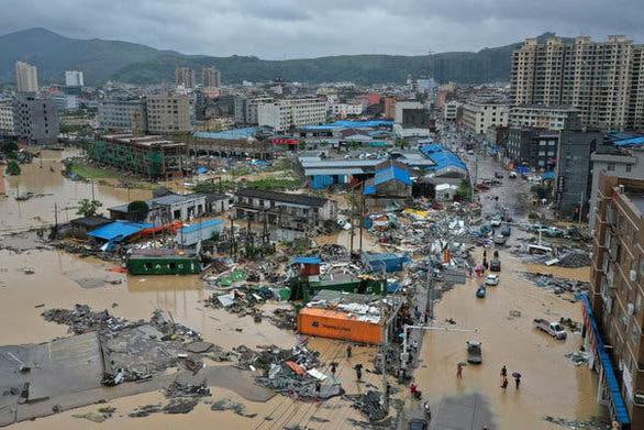 15 thảm họa thiên nhiên gây thiệt hại tỉ đô trong năm 2019 - Ảnh 4.