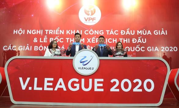 V-League 2020 cho phép 3 ngoại binh, bất chấp phản đối của HLV Park - Ảnh 1.