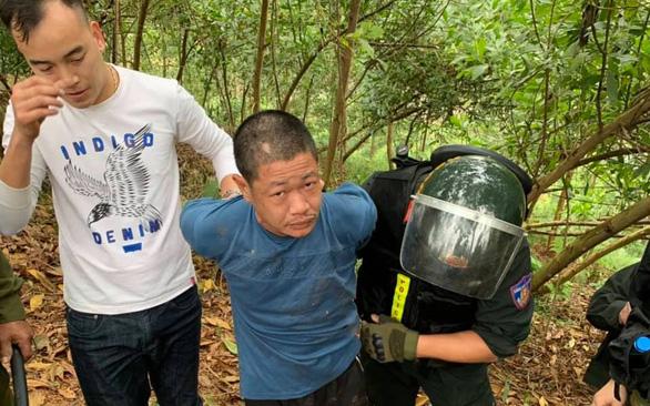 Khởi tố kẻ giết vợ và chém chết 4 người cùng thôn ở Thái Nguyên - Ảnh 1.