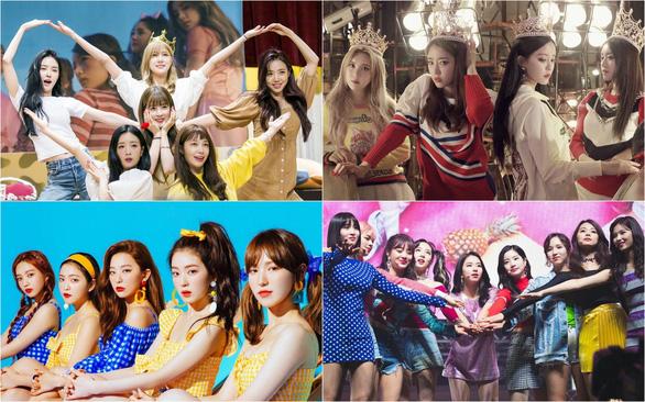 Bạn có biết 10 nhóm nhạc nữ Hàn Quốc xuất sắc nhất thập kỷ? - Ảnh 1.