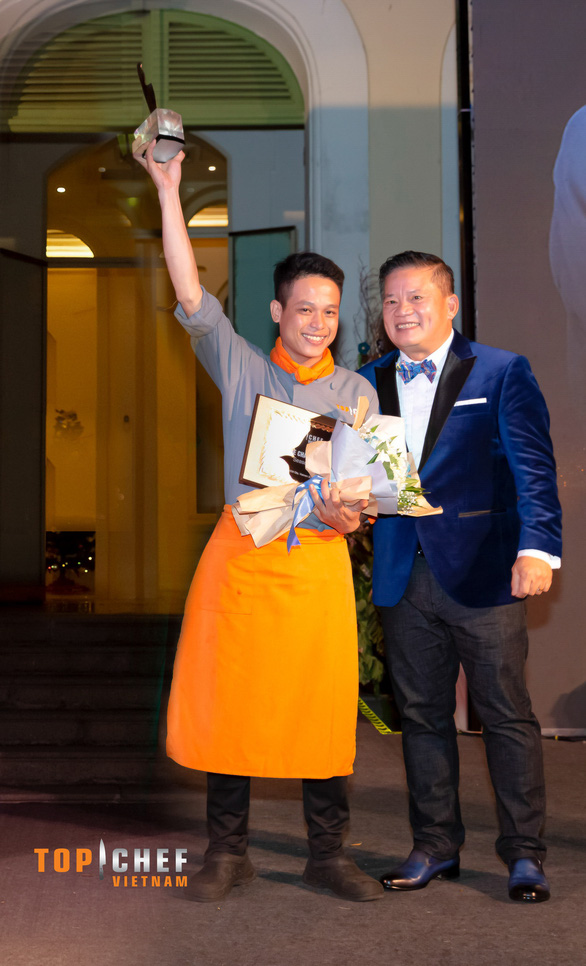Hành trình từ ngư dân tàu cá Phan Thiết thành quán quân Top Chef - Ảnh 1.