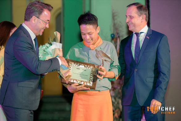 Hành trình từ ngư dân tàu cá Phan Thiết thành quán quân Top Chef - Ảnh 2.