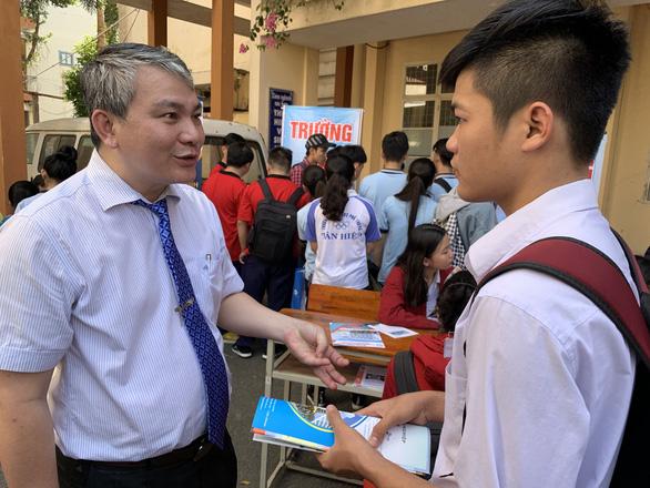 ĐH Bách khoa TP.HCM tuyển 5.000 chỉ tiêu, cho phép học tích hợp, song ngành - Ảnh 1.