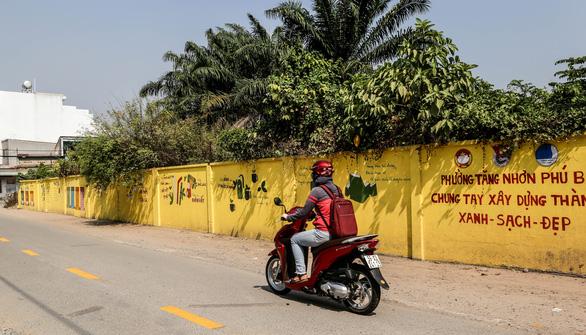 Biến những bức tường cũ thành tác phẩm nghệ thuật bảo vệ môi trường - Ảnh 3.