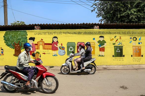 Biến những bức tường cũ thành tác phẩm nghệ thuật bảo vệ môi trường - Ảnh 5.