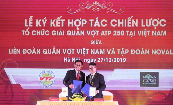 Tay vợt Lý Hoàng Nam nhận bằng khen của Thủ tướng Nguyễn Xuân Phúc - Ảnh 2.