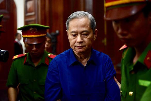 Ông Nguyễn Hữu Tín bị đề nghị mức án 7 đến 8 năm tù - Ảnh 1.