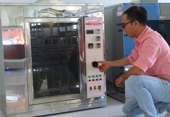 Hãy chọn an toàn trước khi chọn các thiết bị điện - Ảnh 1.