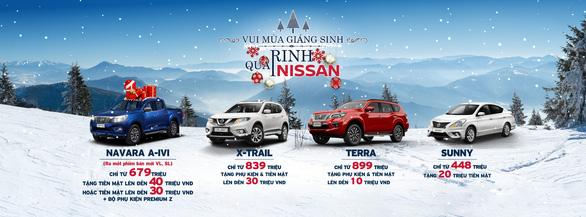 Nissan Việt Nam triển khai Chương trình ưu đãi đặc biệt cuối năm 2019 - Ảnh 1.