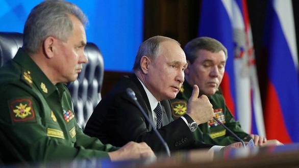 Nga đưa tên lửa siêu vượt âm vào trực chiến, tuyên bố cho Mỹ hít khói - Ảnh 1.
