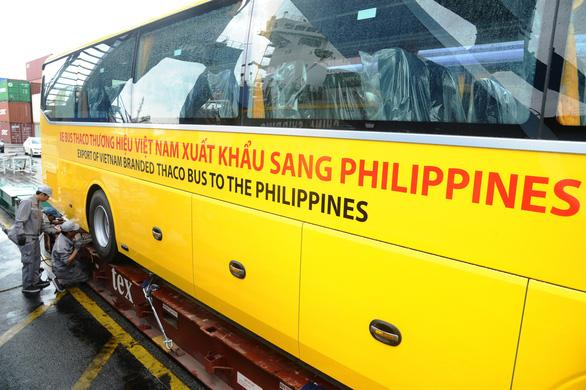 Thaco xuất khẩu xe buýt qua Philippines - Ảnh 5.