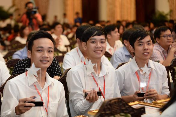 Trao giải thưởng Công nghệ thông tin - Truyền thông TP.HCM lần thứ 11 - Ảnh 2.