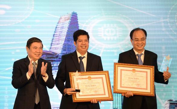 Trao giải thưởng Công nghệ thông tin - Truyền thông TP.HCM lần thứ 11 - Ảnh 1.