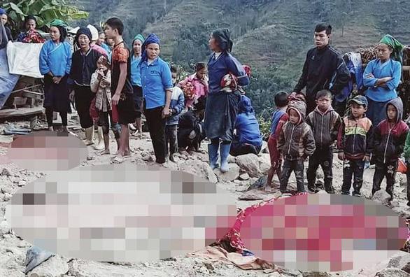Sập tường khi dỡ nhà, 5 người chết, 2 người bị thương - Ảnh 1.
