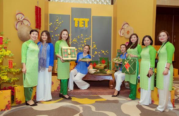 Lễ Tết, ăn Tết, chơi Tết, xem Tết và chợ Tết ở Tet Festival 2020 - Ảnh 3.