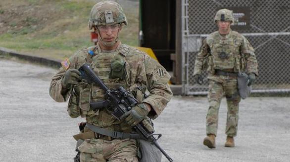 Căn cứ Mỹ gần Triều Tiên phát nhầm cảnh báo khẩn cấp - Ảnh 1.