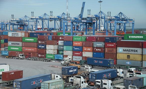 Kỷ lục xuất nhập khẩu 517 tỉ USD: Điểm son từ ngành công nghiệp - Ảnh 1.
