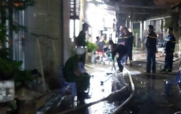 Cháy nhà trọ ở Phú Quốc, 2 nữ du khách nước ngoài thiệt mạng - Ảnh 1.