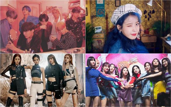 Boy With Luv của BTS, Kill This Love của Blackpink vào top 10 bài Kpop hay nhất 2019 - Ảnh 1.
