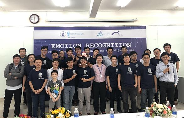 Cán bộ ĐH Duy Tân giành giải nhất cuộc thi ERC2019 - Ảnh 2.
