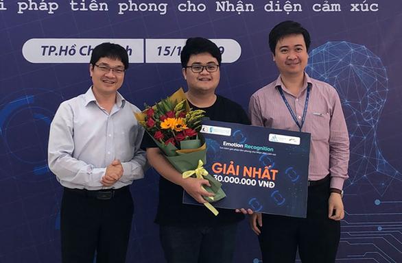 Cán bộ ĐH Duy Tân giành giải nhất cuộc thi ERC2019 - Ảnh 1.