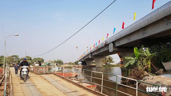 Thông tuyến cầu 185 tỉ nối Hải Phòng với Thái Bình - Ảnh 2.