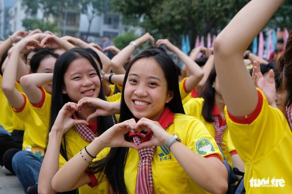 2.000 bạn trẻ khởi động Xuân tình nguyện - Ảnh 8.