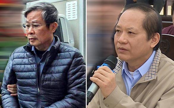 Ông Nguyễn Bắc Son lãnh án chung thân, ông Trương Minh Tuấn 14 năm tù - Ảnh 1.