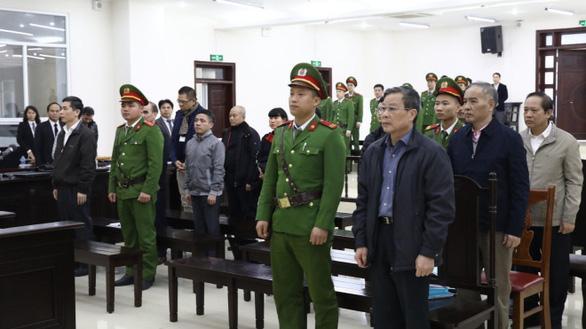 9h sáng nay tuyên án cựu bộ trưởng Nguyễn Bắc Son - Ảnh 1.