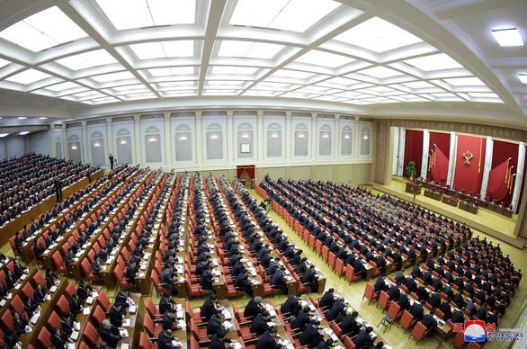 Đảng Lao động Triều Tiên họp toàn thể trước hạn chót cuối năm dành cho Mỹ - Ảnh 2.