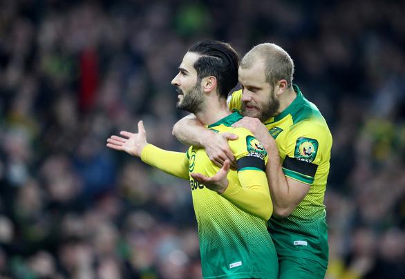 Tottenham vất vả 'giật' lại một điểm từ tay đội cuối bảng Norwich - Ảnh 1.