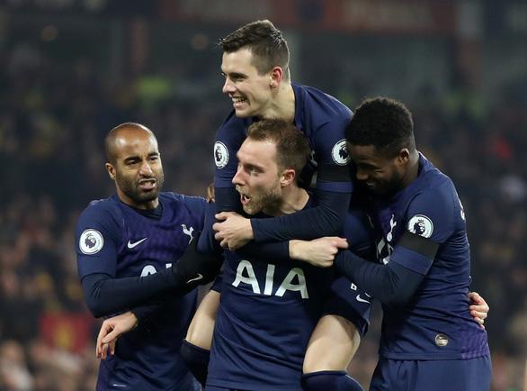 Tottenham vất vả 'giật' lại một điểm từ tay đội cuối bảng Norwich - Ảnh 2.
