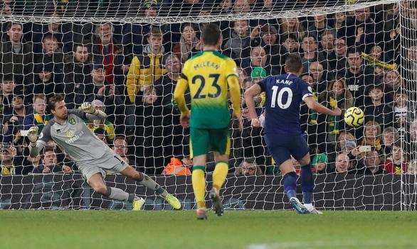 Tottenham vất vả 'giật' lại một điểm từ tay đội cuối bảng Norwich - Ảnh 3.