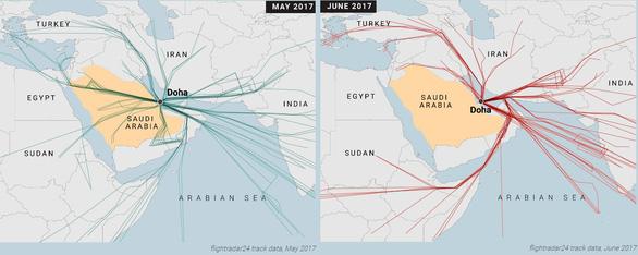 Tại sao nhiều chuyến bay quốc tế cứ vòng vèo? - Ảnh 5.