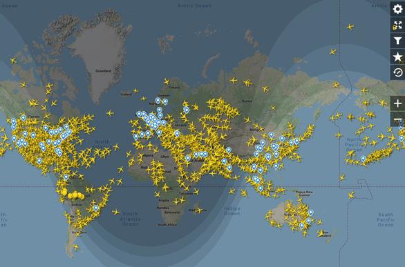 Tại sao nhiều chuyến bay quốc tế cứ vòng vèo? - Ảnh 2.
