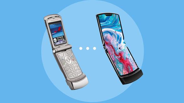 Năm 2020 với 5G, điện thoại gập, xe tự hành - Ảnh 2.