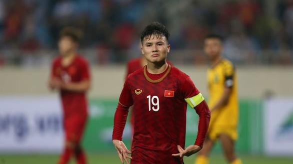 Quang Hải: Bóng đá Việt Nam sẽ phát triển không ngừng - Ảnh 1.
