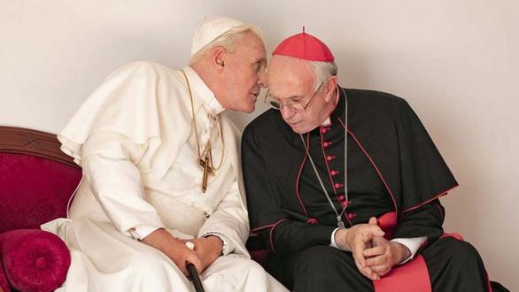 Hai Đức Giáo hoàng mở toang cửa Vatican - Ảnh 3.