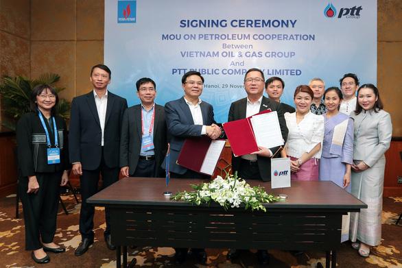 Chủ tịch PVEP Trần Hồng Nam đảm nhiệm tổng thư ký Hội đồng Dầu khí Đông Nam Á - Ảnh 1.