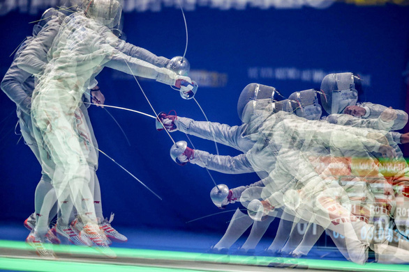 Đoạt thêm 8 huy chương vàng, Việt Nam giữ vững vị trí thứ 2 - Ảnh 7.