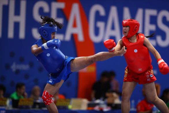 Đoạt thêm 8 huy chương vàng, Việt Nam giữ vững vị trí thứ 2 - Ảnh 12.